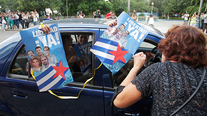 ​Obama's Cuba decision: 'US tries to move Russian allies away'