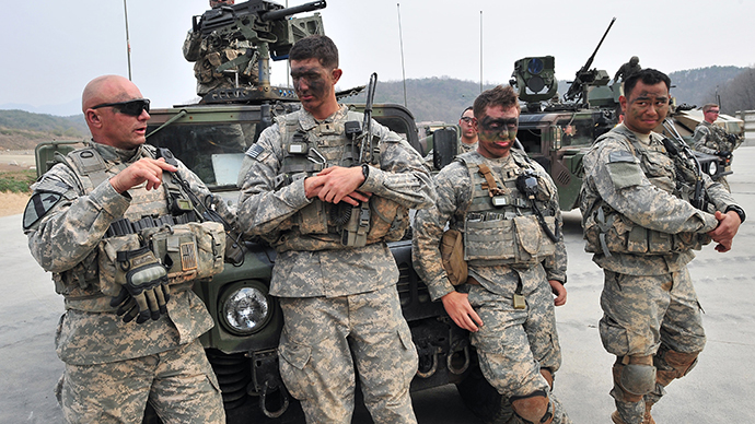 'N.Korea – useful enemy for US to justify militarization of region'