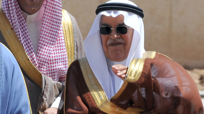 Saudi Oil and Energy Minister Ali al-Naimi (AFP Photo/Fayez Nureldine)