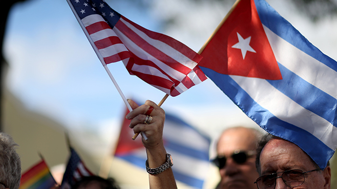 'US-Cuba relations: no return possible to pre-revolution state of affairs'