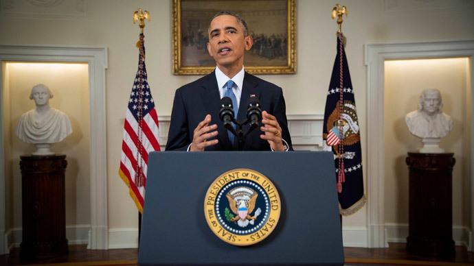 U.S. President Barack Obama.(Reuters / /Doug Mills)