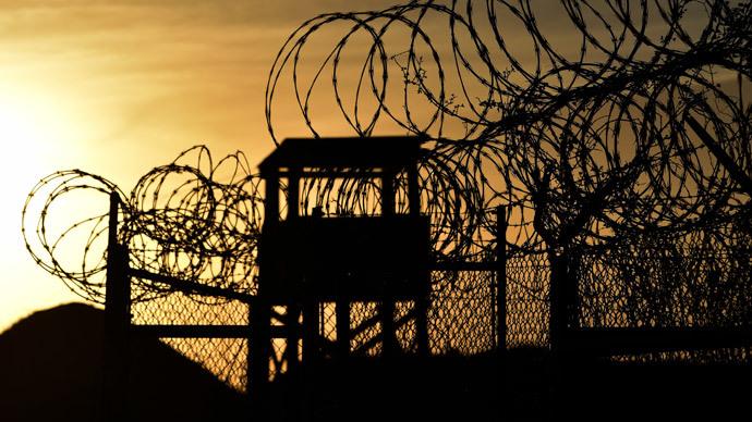 Guantanamo Bay.(AFP Photo / Mladen Antonov)