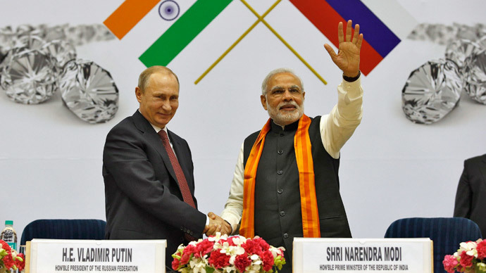 India watches warily as Russia deepens ties with neighbors