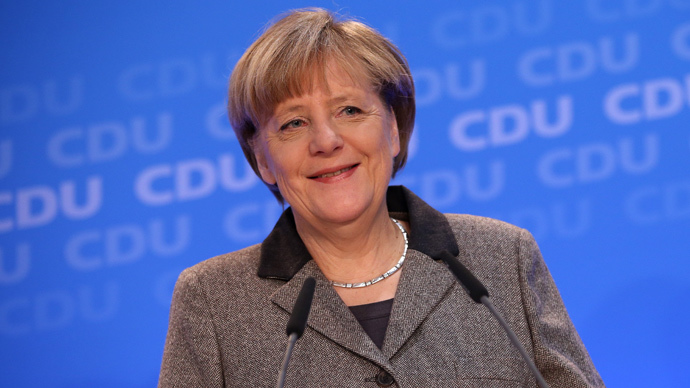 Who's calling the shots over Merkel's 'UN ambitions'?