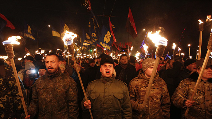 Berlin got embarrassed by Ukraine PM's 'whitewashing Nazi Germany'