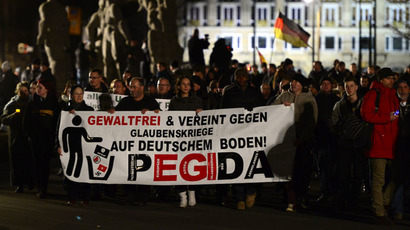 'PEGIDA rallies – violent threat to democratic societies'