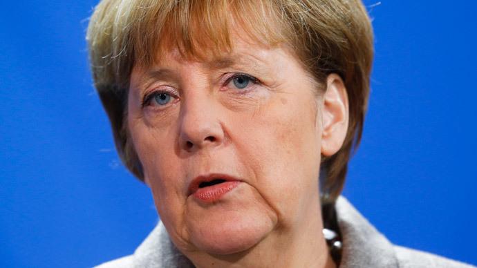 German Chancellor Angela Merkel.(Reuters / Hannibal Hanschke)
