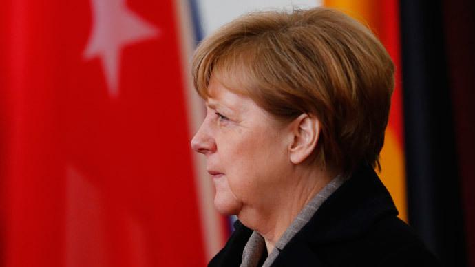 German Chancellor Angela Merkel.(Reuters / Hannibal Hanschke )
