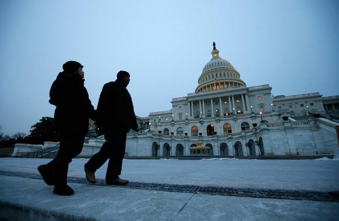 Reuters / Kevin Lamarque