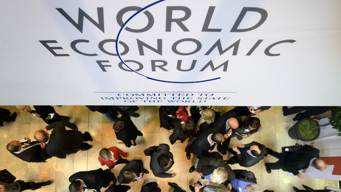 ​'Davos people – source of economic problems, not a solution'