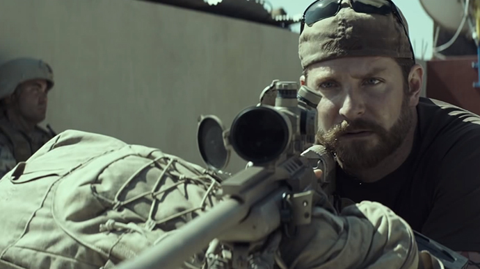 Hollywood uses 'American Sniper' to destroy history & create myth