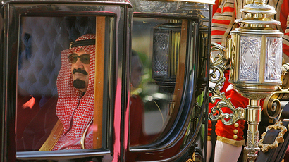 Saudi Arabia foreign policy: 'Enacted not by Abdullah, but by oligarch consensus'