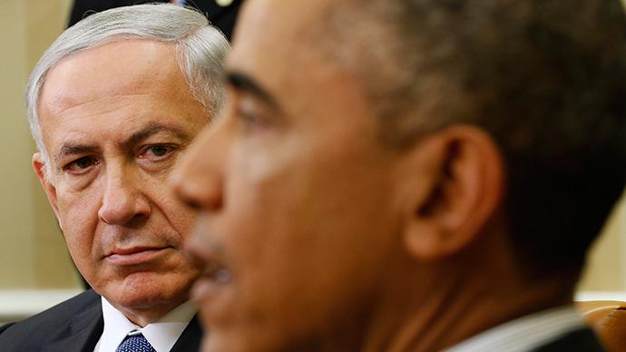 'No love lost between Obama & Netanyahu'