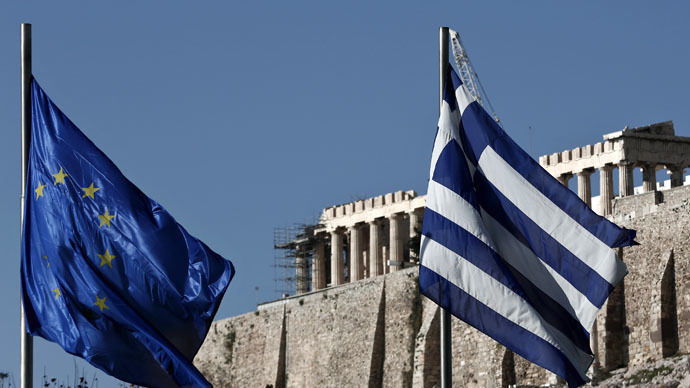Greece negotiates debt 'holding a gun to Troika's head and behaving like a spoilt child'