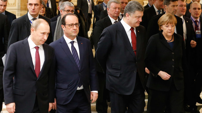 'Ukraine ceasefire deal is only first step. Now its enforcement is question'