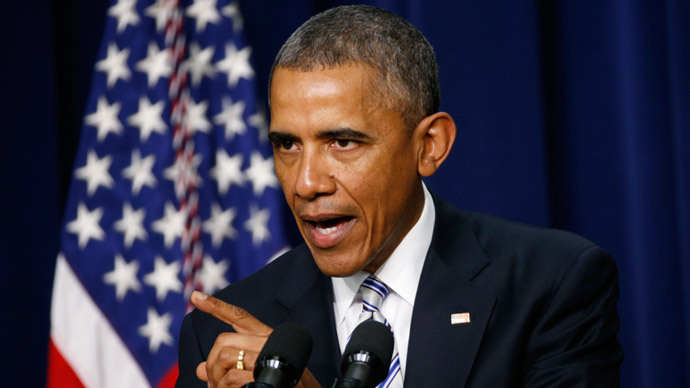 'Obama lying to public does nothing to deal with the underlying causes of ISIS & terrorism'