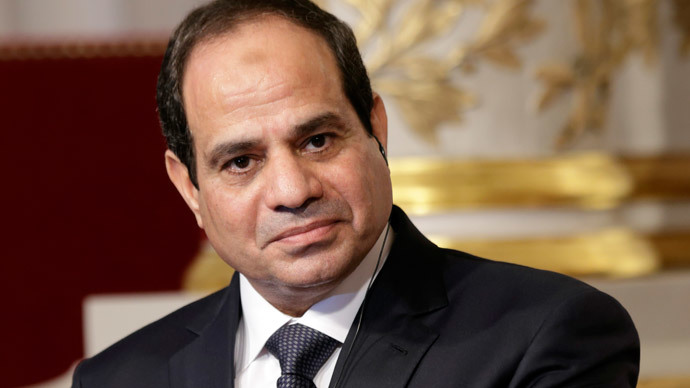 Egypt is calling the West's bluff over its phony war on ISIS