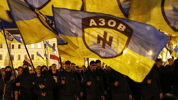 Ukrainian neo-Nazis 'taboo subject in the West'