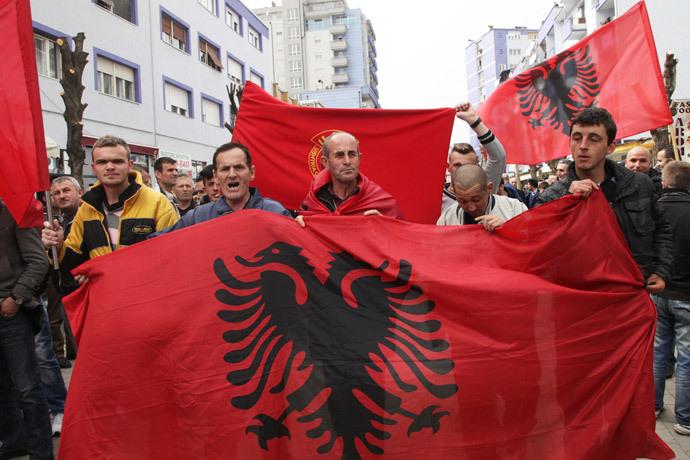 Reuters / Hazir Reka