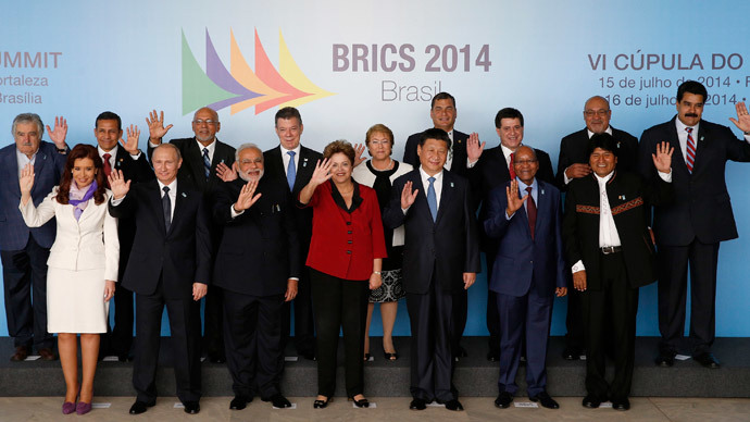 What the BRICS plus Germany are really up to?