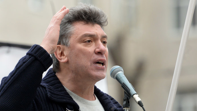 Western media reaction to Nemtsov's murder is 'absolutely outrageous'