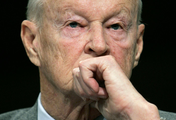 Former National Security Adviser Zbigniew Brzezinski (Reuters/Jim Young)