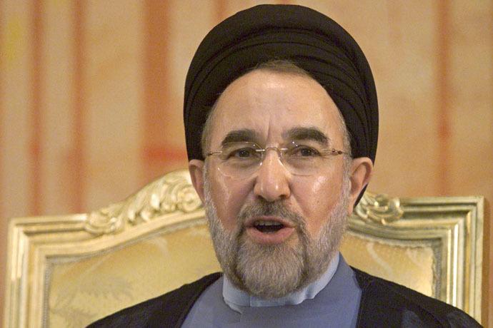 Mohammad Khatami (Reuters)