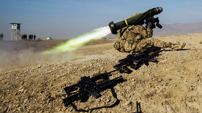 'US Anti-Russian rhetoric – preparation to deliver lethal arms to Ukraine'
