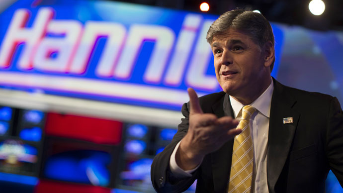 Fox News Channel anchor Sean Hannity (Reuters)