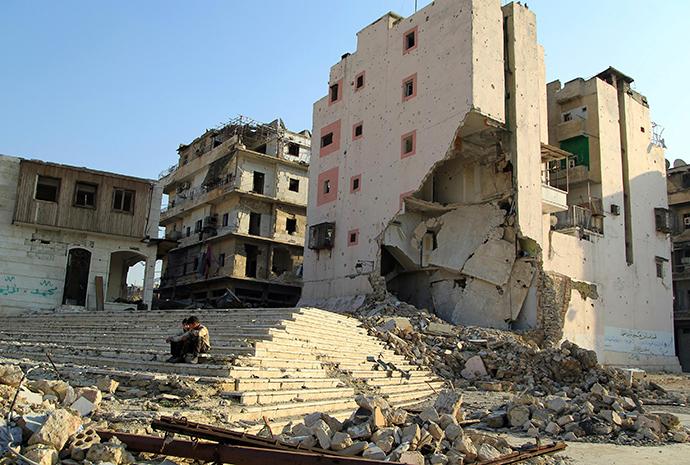 Aleppo, Syria (Reuters / Jalal Al-Mamo)