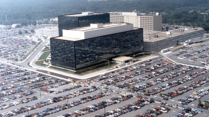 National Security Agency (NSA) headquarters building in Fort Meade, Maryland. (Reuters / NSA / Handout via Reuters)