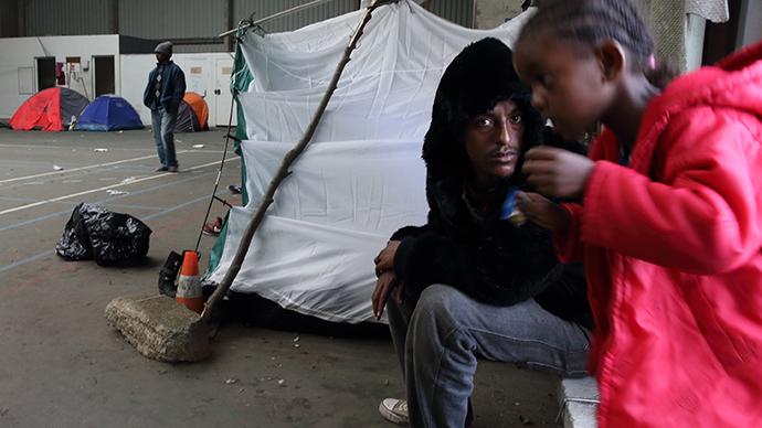 UK detaining immigrant moms with kids 'obscene in modern civilized society'