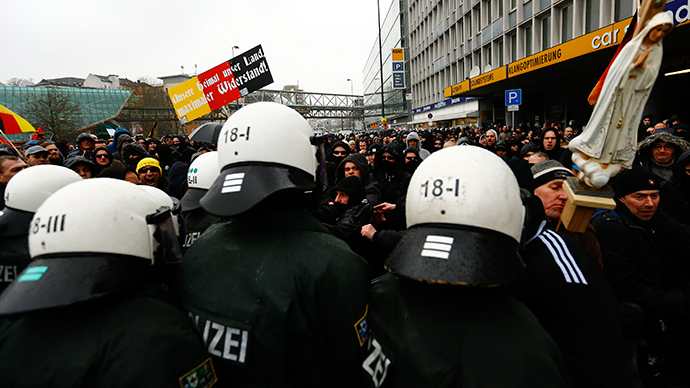 Rise of far-right in Europe: 'We are heading to new Third Reich'
