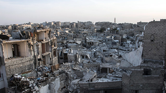 'Situation in Damascus much better after 2014 elections'