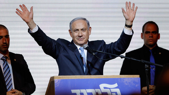 Israelis vote against pretence of peace