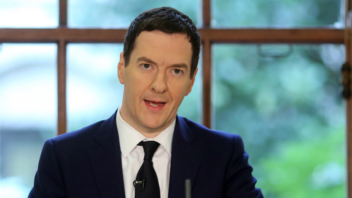 Osborne evokes Churchill… but would Winston call to vanquish UK's poorest?