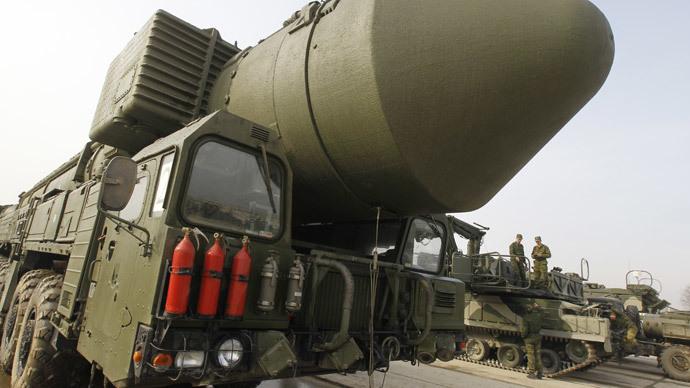 Non-proliferation treaty: Russia's reflections