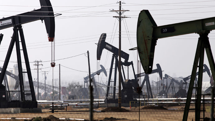 ​'Mideast unrest causes oil spike, but it's only temporary'