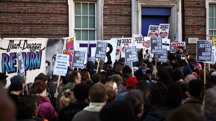 Injustice over Mark Duggan case reflects global problem of police incompetence and brutality