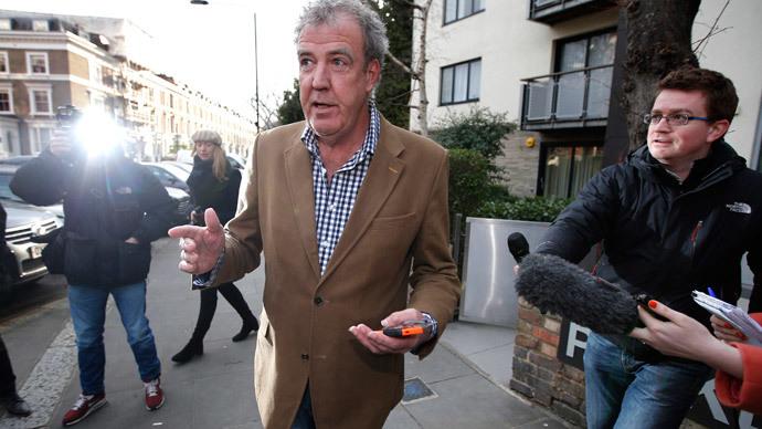 Top Jerk: Clarkson's bigotry typical of arrogant British elite