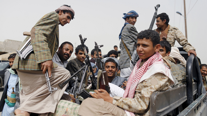 'Saudi Arabia airstrikes pave way for ground invasion of Yemen'