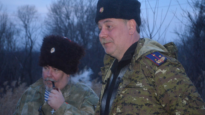 Donbass: 'The war has not started yet'