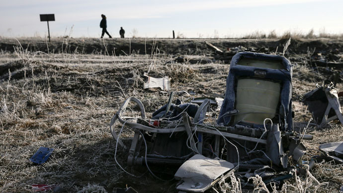 MH17 investigation going off in 'wrong direction' could embarrass 'many powerful people'
