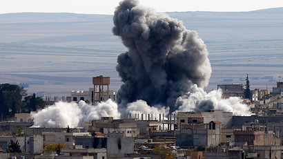 US fights ISIS...while aiding ISIS