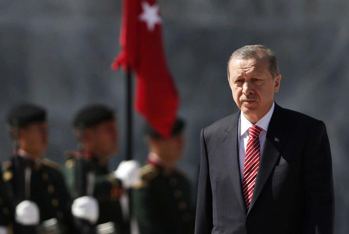 Turkey's President Recep Tayyip Erdogan. (Reuters/Edgard Garrido)