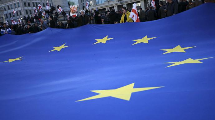 Reuters / David Mdzinarishvili