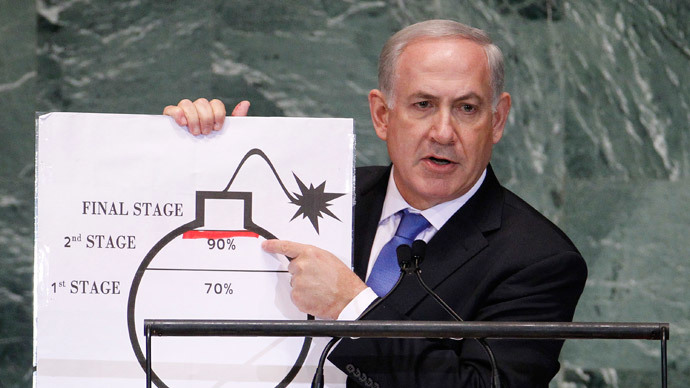 Israel will mobilize all 'friends and assets' to try and derail Iran nuclear deal
