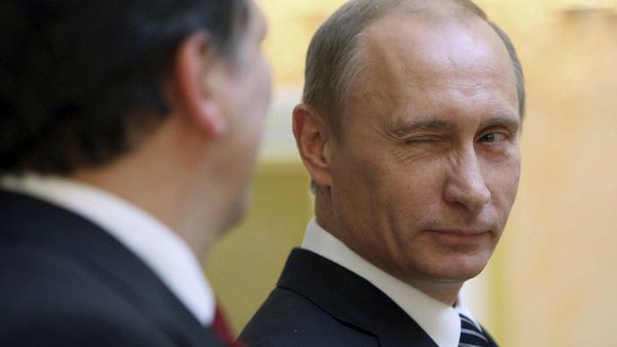 5 ways Vladimir Putin is driving America crazy