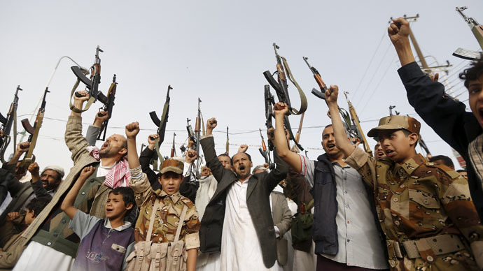 Yemen: West's double standards again?