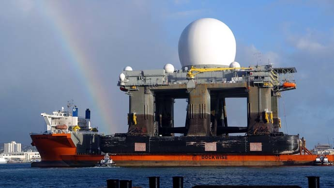 US SBX radar 'white elephant, useless project'